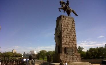 Se realizó el Acto aniversario por el nacimiento del Gral. José de San Martín