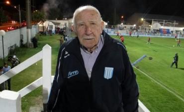 Adolfo Gamondi cumplió 90 años.