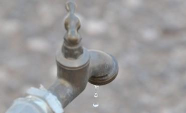 Baja presión del agua