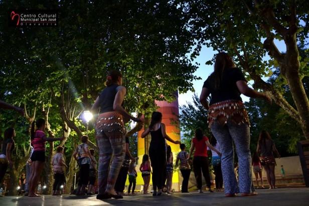 "Danza en el Centro Cultural Municipal ""San José"""