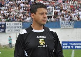 Marcelo Cendra para el choque del martes