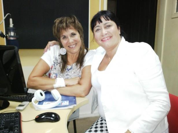 Marisel Cides, abogada y concejal pasó por Ciudad Mágica