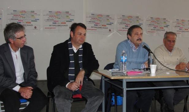Ricardo Alfonsín por Radio Olavarría