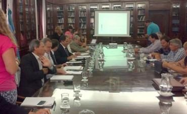 Infraestructura escolar: nueva reunión entre gremios y gobierno