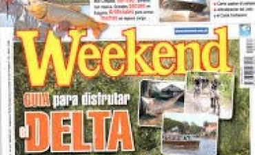 Olavarría y sus atractivos turísticos en la prestigiosa Revista Weekend
