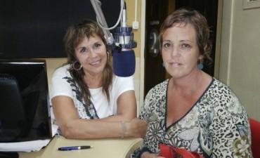 La cantante Adriana Saravia pasò por Ciudad Màgica