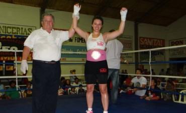 El boxeo ganó la noche del viernes en Loma Negra