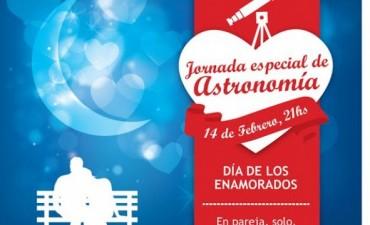 Jornada especial de Astronomía
