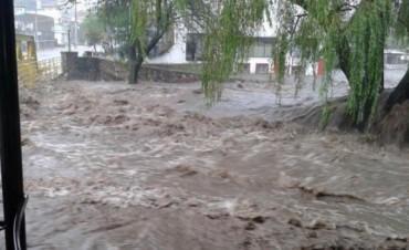 Más de 320mm de lluvia en Córdoba: siete muertos