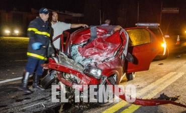 Nuevo accidente fatal en Ruta 3