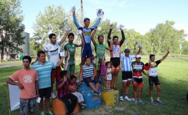 Buen suceso en el festival de Ciclismo en Racing