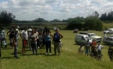 Se realizó el Primer Concurso de Pesca Deportiva a beneficio de Red Solidaria