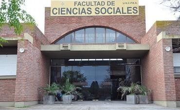 Inscripción en la Facultad de Ciencias Sociales UNICEN