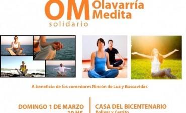 Olavarría Medita