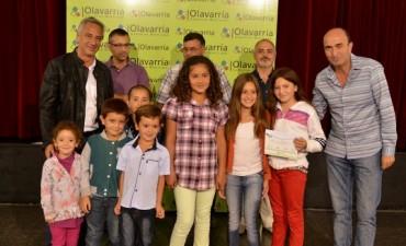 Entregaron los premios de los Corsos Oficiales 2015