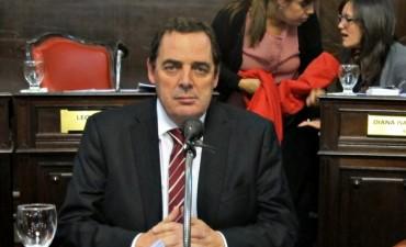 El Senador Vitale expresó su pesar por la muerte del ex fiscal Julio César Strassera