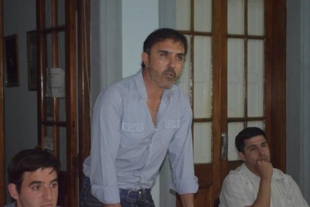Carlos Orifici será el presidente de Racing