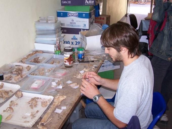 Arqueología, una carrera universitaria con amplia proyección
