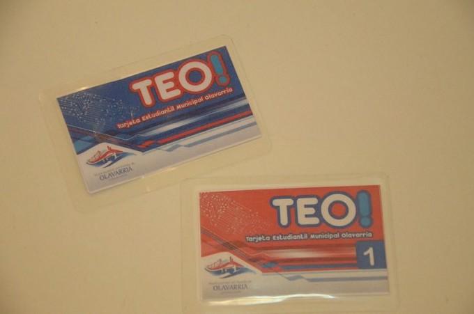 TEO: entrega de boletos
