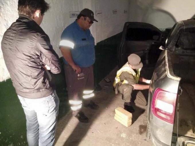Secuestran 170 kilos de marihuana en Azul