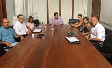 Inseguridad:Galli se reunió con Fiscales