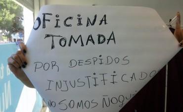Despidieron a 10 de un total de 12 empleados del CDR Olavarría