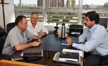 Alvear: Cellillo se reunió con Sarquís