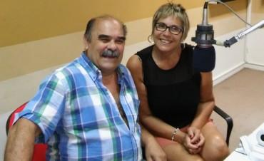 El Negro José Lucero Pedràz en charla íntima