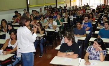 Ingeniería: más de 200 estudiantes comenzaron el curso de ingreso