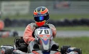 El Paraiso Lapridense esenario de la primera del karting