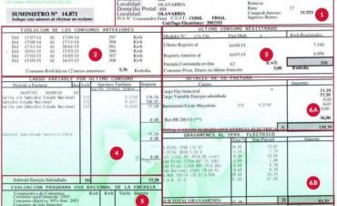Facturas de luz: advierten aumentos pero aún no es por la tarifa