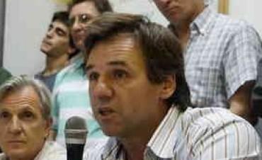El concejal azuleño Ramiro Ortíz al frente de la UGL XXX del PAMI