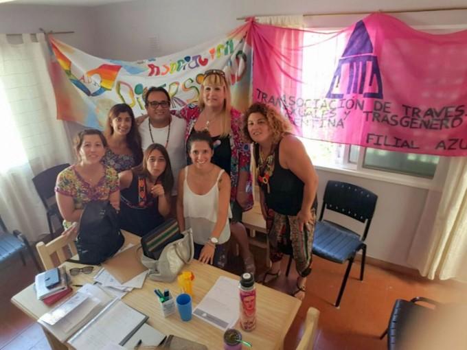 Nuevo encuentro de la Mesa de Trabajo Regional de Diversidad Sexual