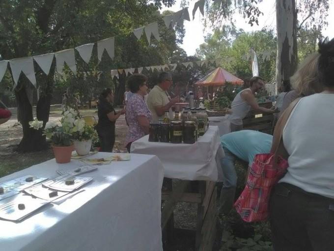 Feria agroalimentaria, el domingo 12 en La Máxima