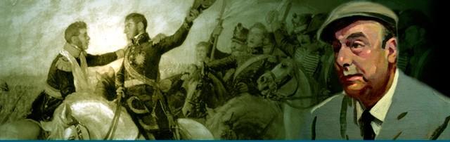 A 200 años del Cruce de Los Andes. San Martín y Neruda