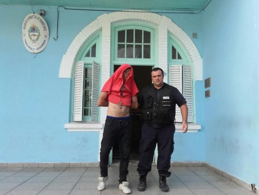 Dos sujetos detenidos en sendos allanamientos