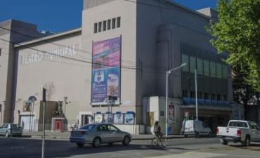 Teatro Municipal: desde el lunes se pueden adquirir entradas