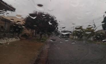 Domingo lluvioso: suspensiones