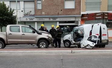 Fatal hecho de tránsito en Colón y Vicente López
