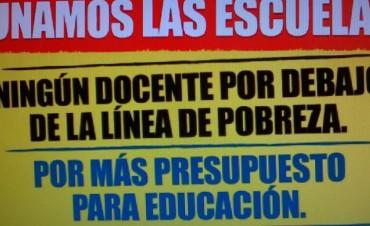Jornadas de debates por la educación pública
