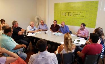 Bomberos expone en el Concejo de cara al tratamiento de la nueva tasa