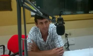El flamante presidente del AMCO paso por Radio Olavarría