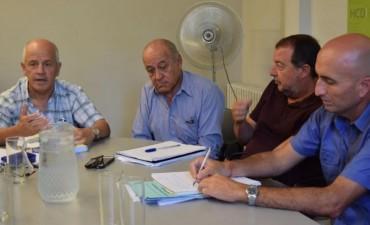 El Concejo Deliberante recibió a autoridades de Bomberos