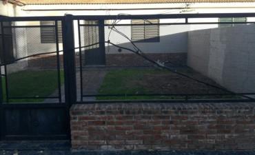 Barrio Facundo Quiroga: aún hay cables caídos