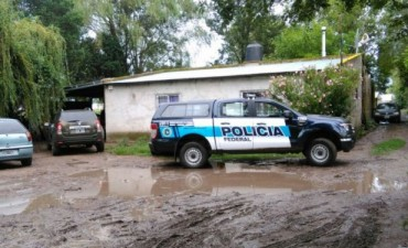 Allanamiento por trata de personas: no hay detenidos