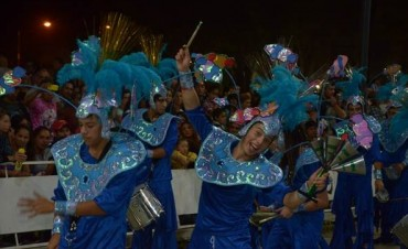 Todo listo para vivir el carnaval