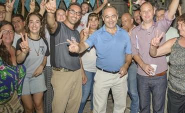 El FpV va por la unidad del peronismo azuleño