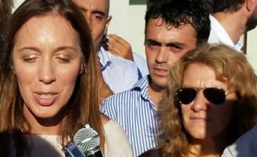 Lordén recorrió Tapalqué junto a la gobernadora Vidal