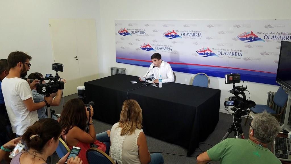 Galli presentó el decreto contra el nombramiento de familiares