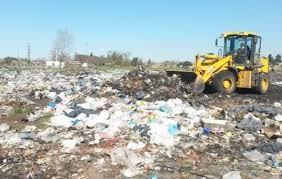 El Municipio refuerza la limpieza de basurales